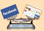 Facebook vs Website