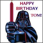 Happy 50th Birthday, Tom Savoca!